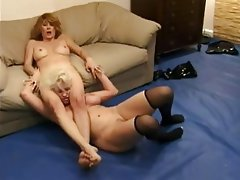 Bisexual, Face Sitting, Femdom, Lesbian