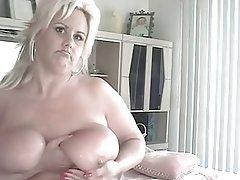 Amateur, Big Boobs, Blonde, Mature, MILF