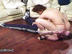 Amateur, Ass Licking, British, Face Sitting, Femdom