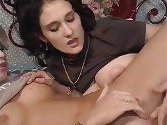 Brunette, Hardcore, Lesbian, Italian