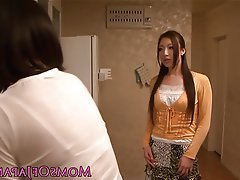 Japanese, Lesbian, MILF