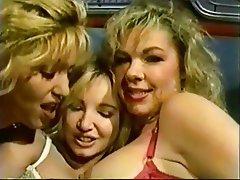 Anal, Lesbian, Threesome