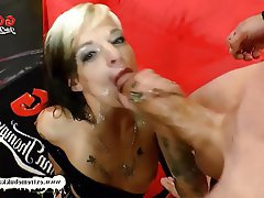 Blowjob, Bukkake, Facial, German, MILF