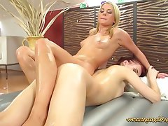 Czech, Kissing, Lesbian, Massage, Orgasm