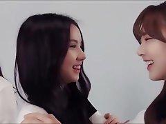 Asian, Celebrity, Korean, Lesbian