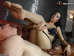 BDSM, Stockings, Femdom, Foot Fetish, Mistress
