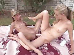 Babe, Blonde, Lesbian