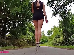 BDSM, Femdom, Foot Fetish, German, High Heels
