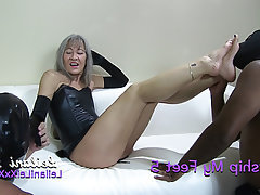 Amateur, Interracial, MILF, Foot Fetish, Small Tits