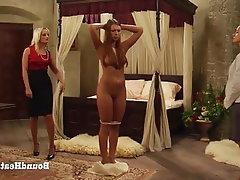 Lesbian, BDSM, Bondage