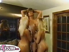 Anal, Blonde, Lesbian, Vintage