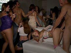 Party, Club, Pussy, Skinny