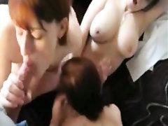 Blowjob, Fetish, Lesbian, POV, Amateur