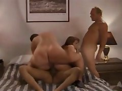 Bukkake, Cumshot, Double Penetration, Group Sex