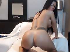 Amateur, Big Butts, Lesbian