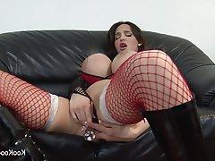 Big Boobs, Brunette, Cumshot, Pornstar
