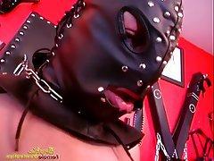 BDSM, Face Sitting, Femdom, Foot Fetish, Mature