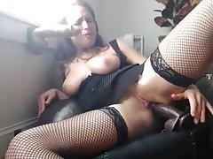 Anal, Lingerie, Masturbation