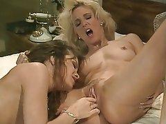 Anal, Group Sex, Lesbian, Strapon